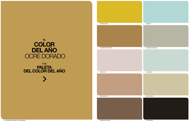 Nuevos colores de moda para 2016 home staging tarragona for Colores pintura pared 2016