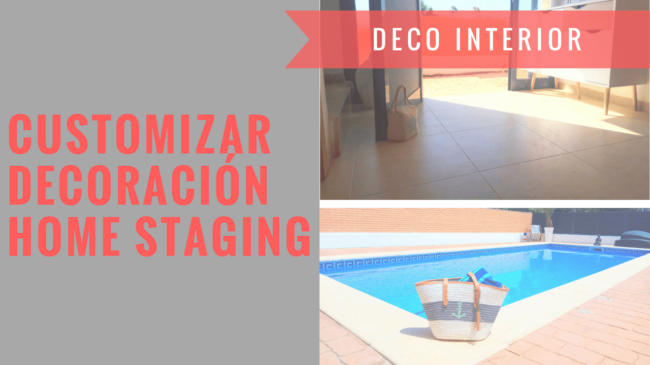Decoración Home Staging